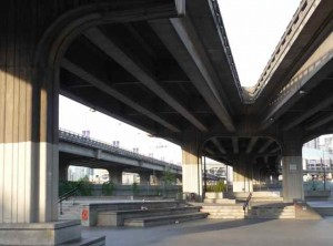 The Georgia and Dunsmuir Viaducts: part of Vancouver's future or relics of a project the city rejected?